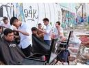 Cửa hàng cắt tóc giá... 0 đồng