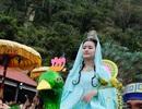 Chiêm ngưỡng hóa trang Bồ Tát trong lễ hội Quán Thế Âm