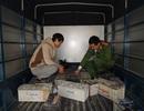 Liên tiếp bắt giữ xe tải chở ắc quy chì phế thải nguy hại
