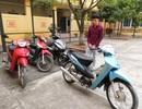 Trộm hàng chục xe máy, khi đang rao bán thì bị bắt