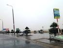 Quảng Bình: Bắt đầu mưa lớn, sóng biển mạnh