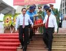 Đón các anh hùng liệt sĩ hy sinh tại Lào về đất mẹ
