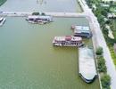 Tận mắt những du thuyền bạc tỷ hoang tàn ven hồ Tây