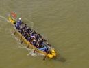 Đà Nẵng: Đua thuyền truyền thống dịp lễ 2/9