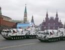 Nga duyệt binh lớn trên Quảng trường Đỏ kỷ niệm Ngày Chiến thắng