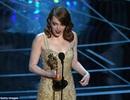 """Emma Stone: """"Khoảnh khắc công bố nhầm Oscar thật kinh khủng"""""""