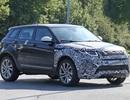 Range Rover Evoque được trang bị động cơ 3 xi-lanh mới