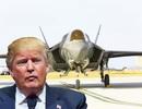 """Ông Trump khoe 35 máy bay chiến đấu F-35 tới Nhật """"không bị phát hiện"""""""