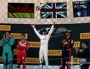 Vượt qua Vettel, Hamilton đăng quang tại Catalunya