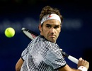 Federer thắng nhanh ở trận mở màn Dubai Open