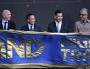 Chủ tịch FIFA dành lời khen cho bóng đá Thái Lan