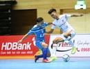 Giải Futsal Cúp quốc gia HDBank 2017: Kịch tính sau các trận lượt đi