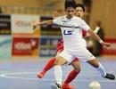 Căng thẳng cuộc đua đến ngôi đầu ở giải futsal vô địch quốc gia 2017