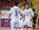 Thái Sơn Nam vô địch lượt đi giải futsal quốc gia 2017