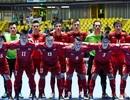 Đội tuyển futsal Việt Nam cùng bảng với Thái Lan tại giải Đông Nam Á 2017
