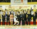 Thái Lan vô địch, đội tuyển futsal Việt Nam chỉ về hạng tư giải futsal Đông Nam Á HDBank Cup 2017
