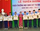 Sóc Trăng: Tuyên dương học sinh đạt thành tích cao năm học 2016 - 2017