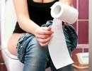 Không nên dùng giấy vệ sinh để làm sạch