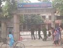 Truy bắt kẻ sát hại bảo vệ trường THCS