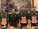 3 sĩ quan gìn giữ hoà bình của Việt Nam sang Trung Phi làm nhiệm vụ