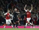 Arsenal 4-3 Leiscester: Bữa tiệc bàn thắng