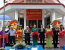 Lễ khánh thành Bia tưởng niệm liệt sĩ chiến dịch Mậu Thân (1968) và Xuân Hè (1972)