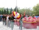 Tiếp nhận và an táng 21 hài cốt liệt sĩ hy sinh tại Lào
