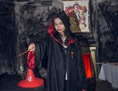 Hoá trang Halloween rùng rợn lấy cảm hứng từ truyện Harry Potter