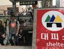 """Hầm trú ẩn """"phủ kín"""" Seoul giữa lúc căng thẳng với Triều Tiên"""