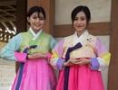 Top 18 Miss Teen diện hanbok, tìm hiểu văn hoá Hàn Quốc