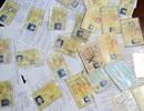 Hàng loạt giấy kiểm định, đăng ký, bằng lái ô tô bị làm giả tinh vi