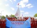 Hành trình Đỏ vận động hiến máu xuyên Việt xuất quân tại Đất mũi Cà Mau