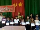 Trao 120 suất học bổng của Grobest Việt Nam đến học sinh nghèo hiếu học tại tỉnh Gia Lai