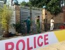 Hiện trường vụ cháy khiến 4 người trong một gia đình tử vong