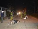 Ba xe máy tông nhau, 1 người tử vong, 3 người bị thương