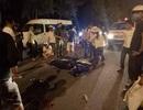 Hai xe máy va chạm trong đêm, 3 người bị thương nặng