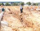 Sập hố công trình, 2 người tử vong