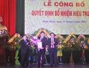 Bình Định: Trường Đại học Quy Nhơn có hiệu trưởng mới
