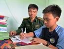Những thầy giáo mang quân hàm xanh của học trò nghèo Quảng Ngãi