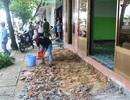 Phú Yên: Tháo dỡ công trình vi phạm, lập lại trật tự vỉa hè