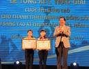 Đắk Nông: Trao giải cuộc thi Sáng tạo dành cho Thanh, thiếu niên, nhi đồng