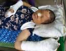 Chồng đánh vợ bất tỉnh rồi cắt tay tự tử