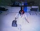 Lộ diện nghi phạm dùng súng, bịt mặt xông vào cướp ngân hàng