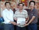 Hơn 98 triệu đồng đến với gia đình anh Nguyễn Văn Thắng