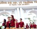 ĐH Võ Trường Toản: Xét tuyển ngành Y đa khoa có thêm bài thi đánh giá năng lực
