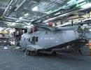 """Bên trong tàu sân bay trực thăng """"khủng"""" của Hải quân Anh"""