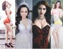 """Dàn thí sinh """"siêu vòng 3"""" cạnh tranh tại Hoa hậu Hoàn vũ Việt Nam 2017"""