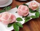 """Dịch vụ kinh doanh hoa hồng """"ăn được"""" hút khách Hà thành dịp 20/10"""