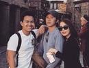 Con trai danh hài Hoài Linh khoe ảnh du lịch cùng bố
