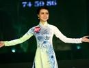 Ngắm thiếu nữ cuộc thi Hoa khôi sinh viên dịu dàng trong tà áo dài